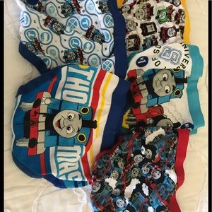 Thomas and friends toddler boys underwear